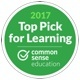 Common Sense Education Best Edtech of 2017