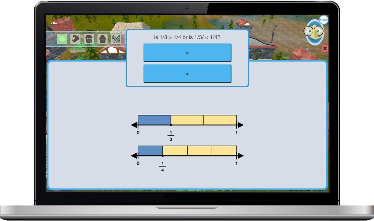 FogStone Isle intelligent math tutorials