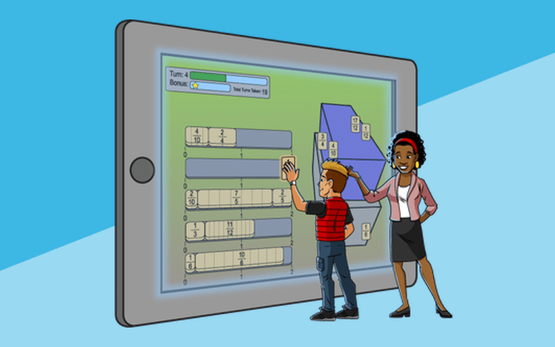 How Interactive Learning Environments Improve Kids' Math Skills